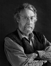 Portrait of David Umholtz, Strathbutler Award 2009