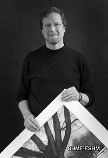 Portrait of Dan Steeves, Strathbutler 2007 (photo - James Wilson))