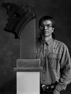 Portrait of Peter Powning, Strathbutler Award 1993