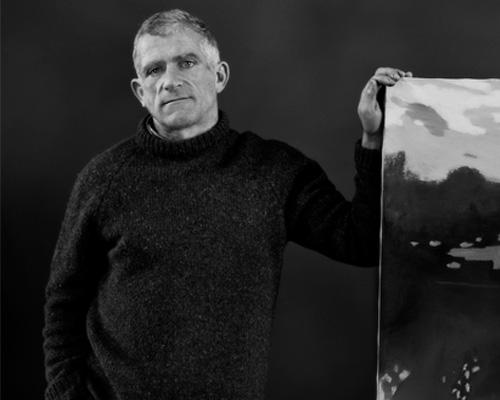 Portrait of Gerard Collins, Strathbutler Award 2001