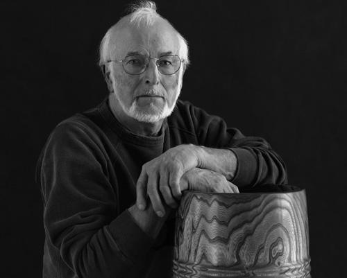 Portrait of Gordon Dunphy, Strathbutler 2002