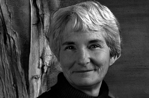 Portrait of Suzanne Hill, Strathbutler Award 1999