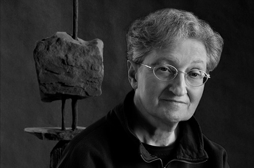 Portrait of Marie Hélène Allain, Strathbutler Award 1996