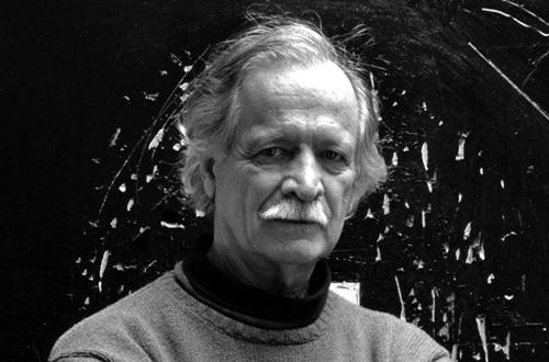 Portrait of Roméo Savoie Strathbutler Award 1998
