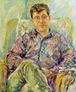 Peter Larocque; Peggy Smith c.1996