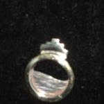 Award pin designed by Brigitte Clavette