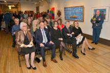 Strathbutler presentation at the Aberdeen Cultural Centre in Moncton