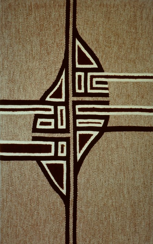 Tapestry, 1984; Nel Oudemans