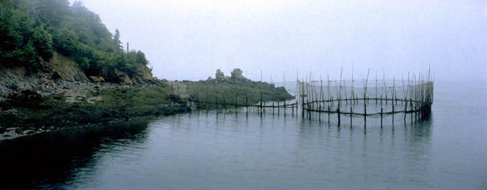 Deer Island Fishing Wier