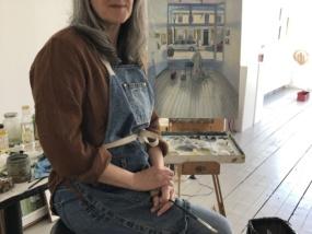 Theresa Macknight at Sunbury Shores